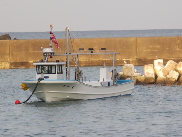 漁師の復興