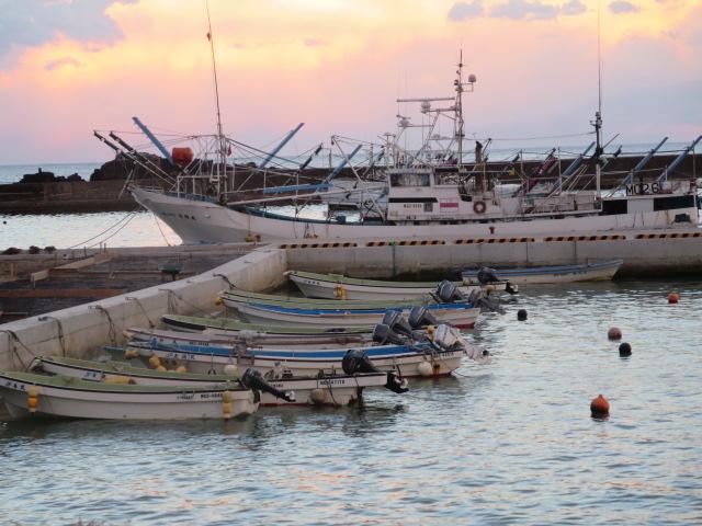 漁船の決まり事