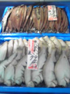 魚市場みたい!
