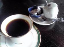 コーヒー飲んで来ました。