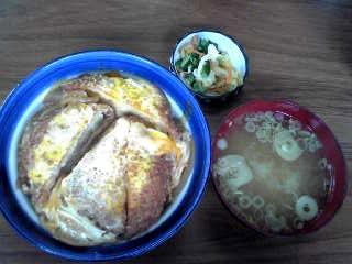昨日のお昼ご飯。