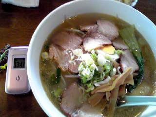 昨日のお昼です。