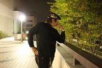 仙台市泉区泉中央の夜景☆理容美容プリーズ ベガルタ仙台の街