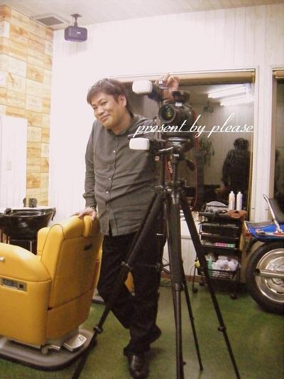 大成功!雑誌COLOR撮影 プリーズ☆加川と愉快な仲間たち