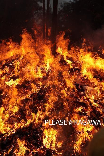 仙台どんと祭大崎八幡神社   プリーズ☆加川