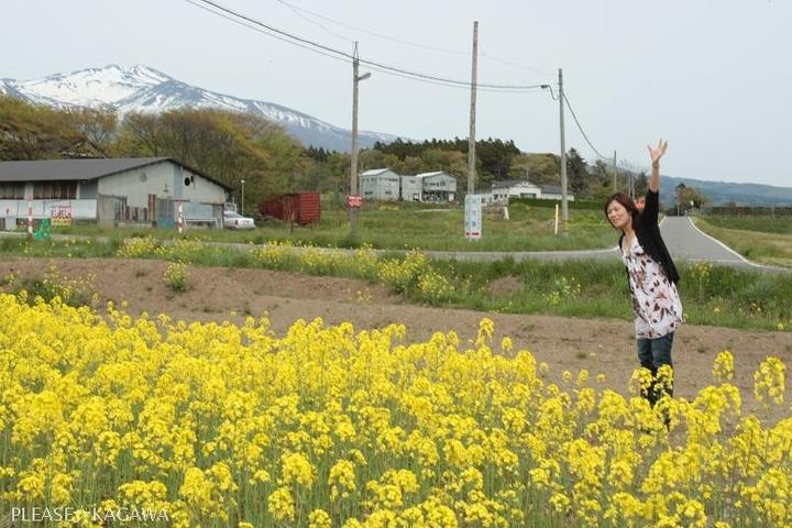 自由気ままに鳥海山と日本海☆ 仙台理美容ヘアプリーズ☆