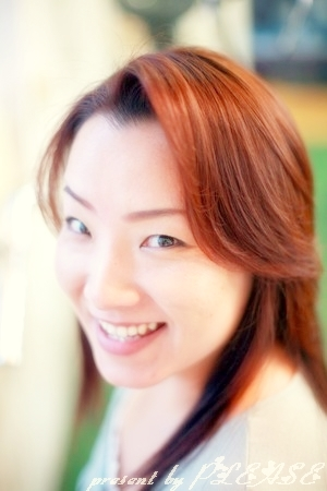 みどりん☆的 美笑顔! ストレートヘア   プリーズ☆加川