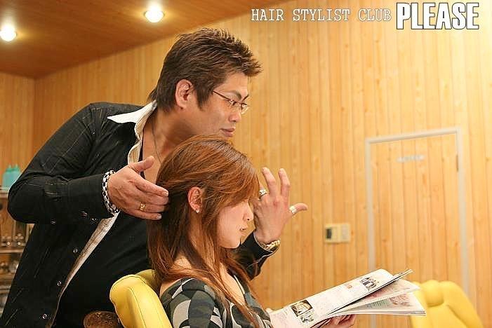 もっとヘアーを楽しめる☆プリーズ   エアリー☆