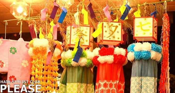 仙台七夕☆ 星に願いを。。。 8月7日せんだいプリーズ☆加川