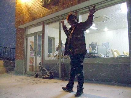 スクランブル☆雪はき