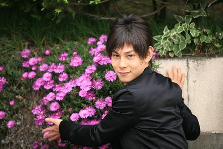 オトコの髪型☆男の色気!