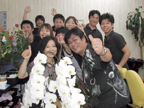 ヘア スタイリスト クラブ プリーズ☆ 19年目ありがとう♪