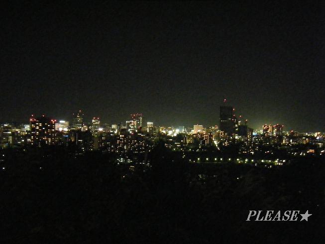 仙台の夜景&青葉城!俺のパワースポット☆ プリーズ☆加川
