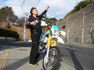 ニッポン・仙台・将監・新発見風景!ツーリング。プリーズ☆加川