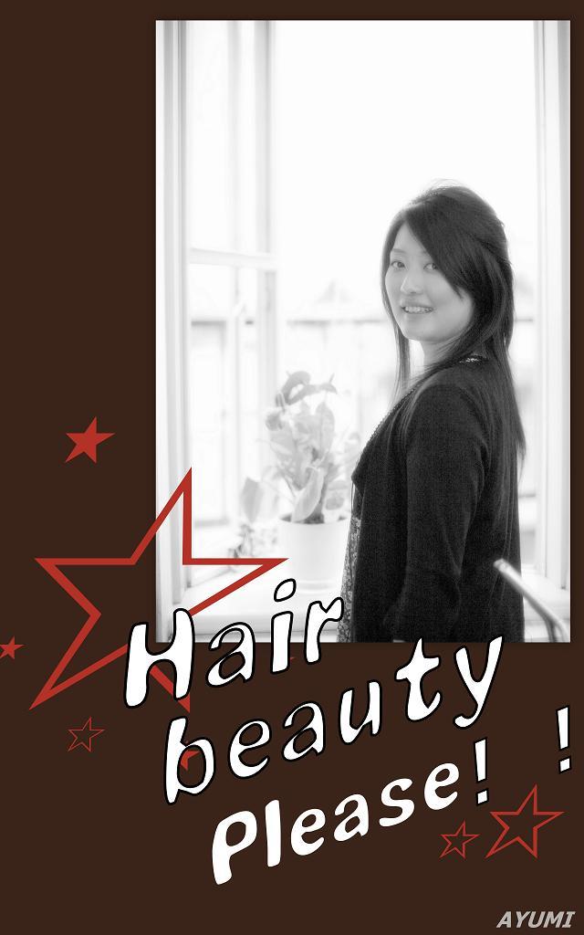 Hair beauty please♪せんだいプリーズ☆加川
