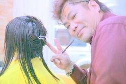 スチームストレート☆ 艶でイメチェン     プリーズ☆