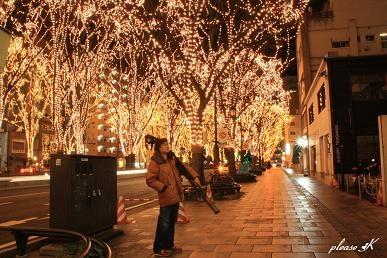 光のページェント(大切な人に魅せたい。。)プリーズ☆加川