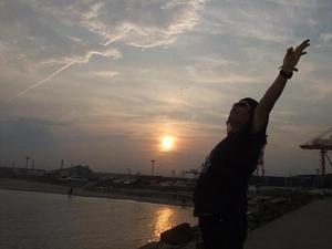 東京の島、あはは♪の美笑顔☆      NO2