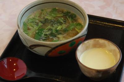 扇田食品さんの美味し~い♪ 豆乳を使って。