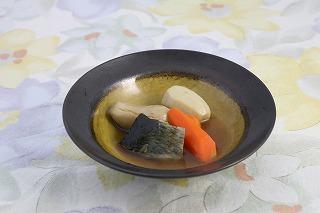 身欠きにしんと里芋の煮物