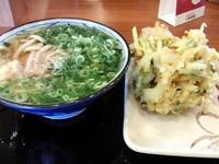 丸亀製麺で
