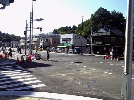 亀井邸までの道案内、JR仙石線本塩釜駅ルート