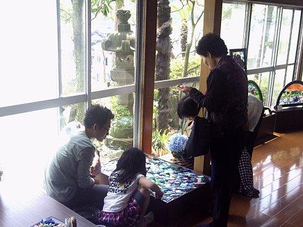 イベント『ガラスアートステージ ティンクル合同展』開催状況