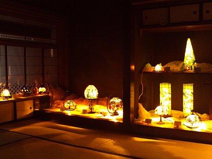 イベント『ガラスアートステージ ティンクル合同展』の情報