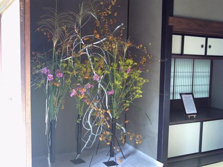 2011年秋の活動記録①  しおがま喫茶&月見カフェ2011
