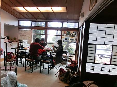 イベント『塩竈 de ひなめぐり 2013』準備風景・その2