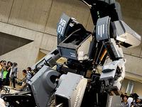 人類の夢を叶えた巨大ロボット