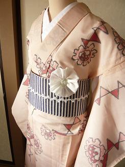 帯飾り 乙女キット*