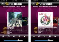 AccuRadio/iPhone App