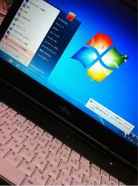 Windows7セットアップ中