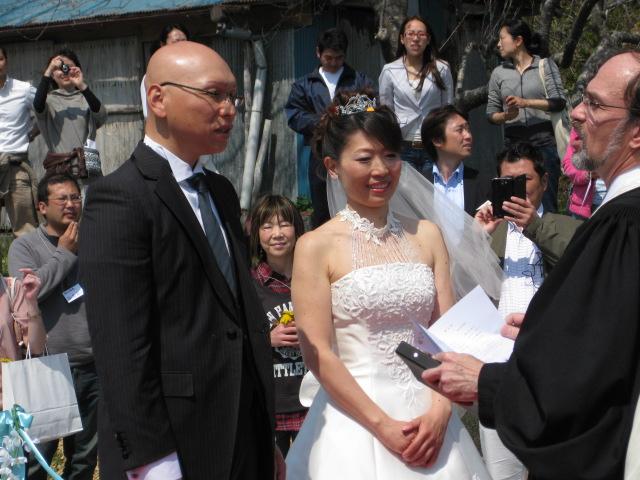 南三陸町結婚式の絆