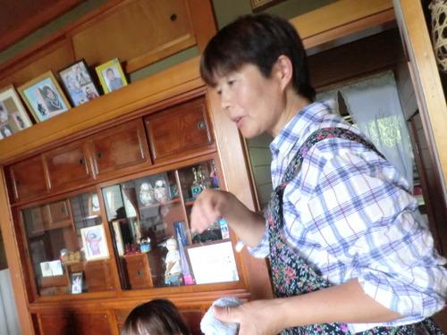 「仙南こせがれプチ家庭訪問」-角田の佐藤裕貴さん-