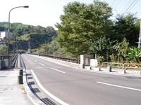 今日の散歩(牛越橋)♪