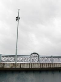 霊屋橋付近