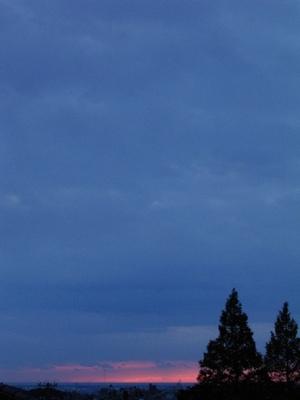 ①「天空模様」2007・11・16♪