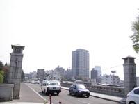 仙台国際センター付近