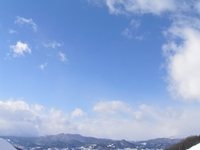 仙台市 山形 正月 三日♪