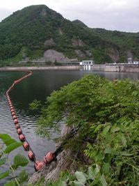 定義:五重塔と大倉ダム
