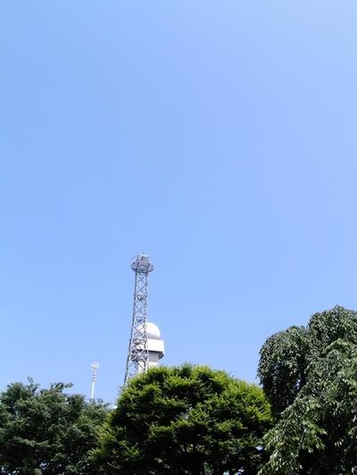気象台の空
