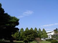 川内萩ホール付近