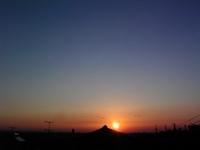 今朝の仙台