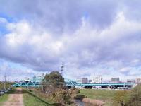 扇町橋と梅田川橋