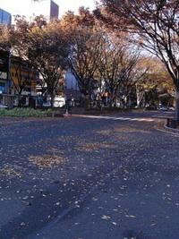 定禅寺通り