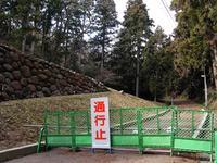 仙台市博物館付近