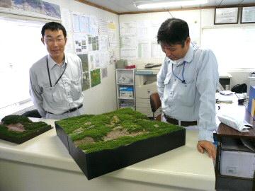 株式会社フジタ 耕英治山作業所さんにお邪魔しました。