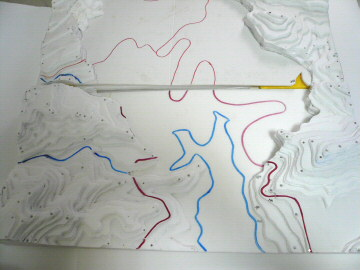 新・被災地ジオラマ製作(第30回):荒砥沢Ⅲ編3